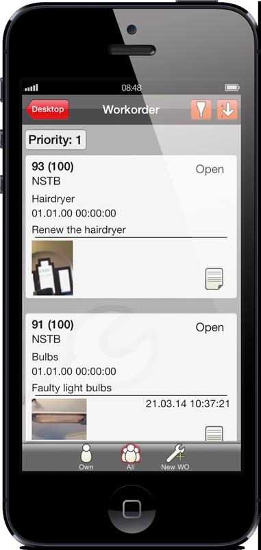protel Housekeeping App – Interaktive Hausdamenliste und mehr ...